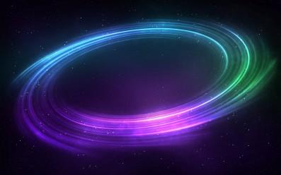 Galaxia azul-942443