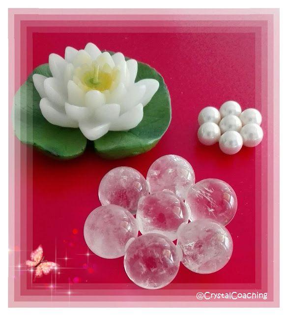 Esferas con loto